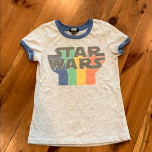 Star Wars shirt for girls